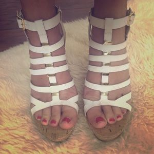 Steve Madden Wedge Sandals